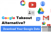 Google Takeout Alternative