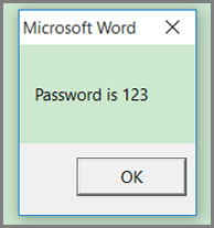 Know How to Remove Password from Word VBA Project Easily
