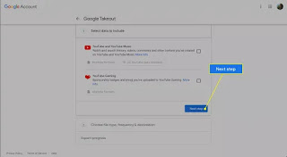 google takeout method demo
