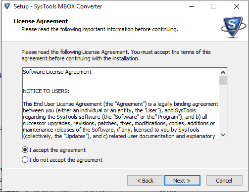 mbox into outlook