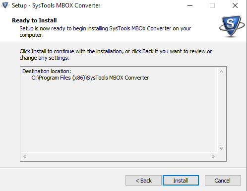 systools mbox to outlook converter tool