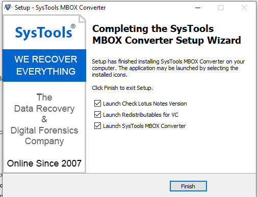 mbox to outlook converter full